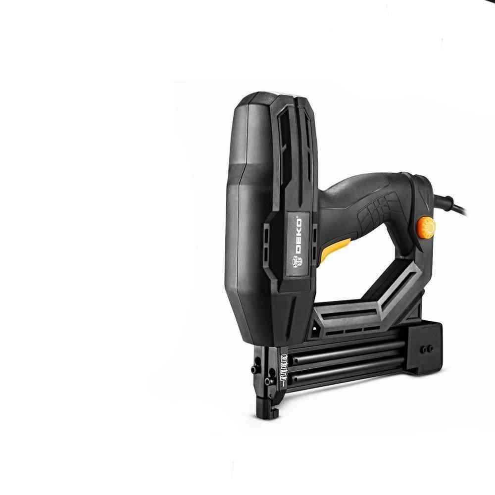 Electric Tacker And Stapler, Furniture Staple Gun