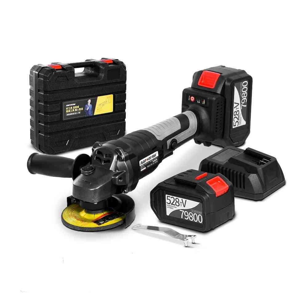 Electric Brushless Angle Grinder