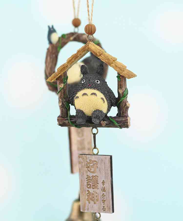 Cartoon Totoro Wind Chimes Ornaments, Decoration Home, Wind Spinner, Furnishing