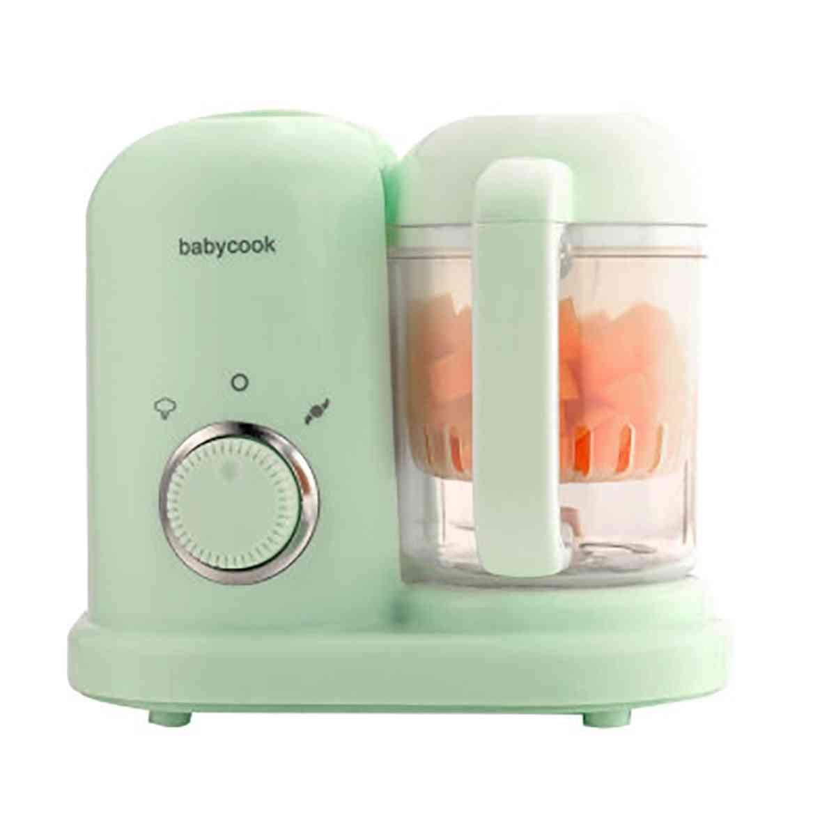 Electric Baby Food Maker, Multifunction Cooking Steamer, Mixing Grinder, Blenders, Processor Juicing Stirring