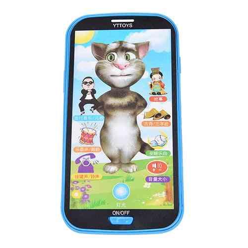 3d Russian Language The Speaking Talking Cat