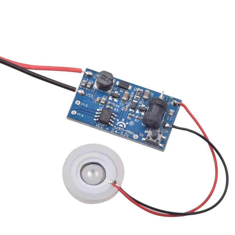 Ultrasonic Humidifier Mist Maker Usb