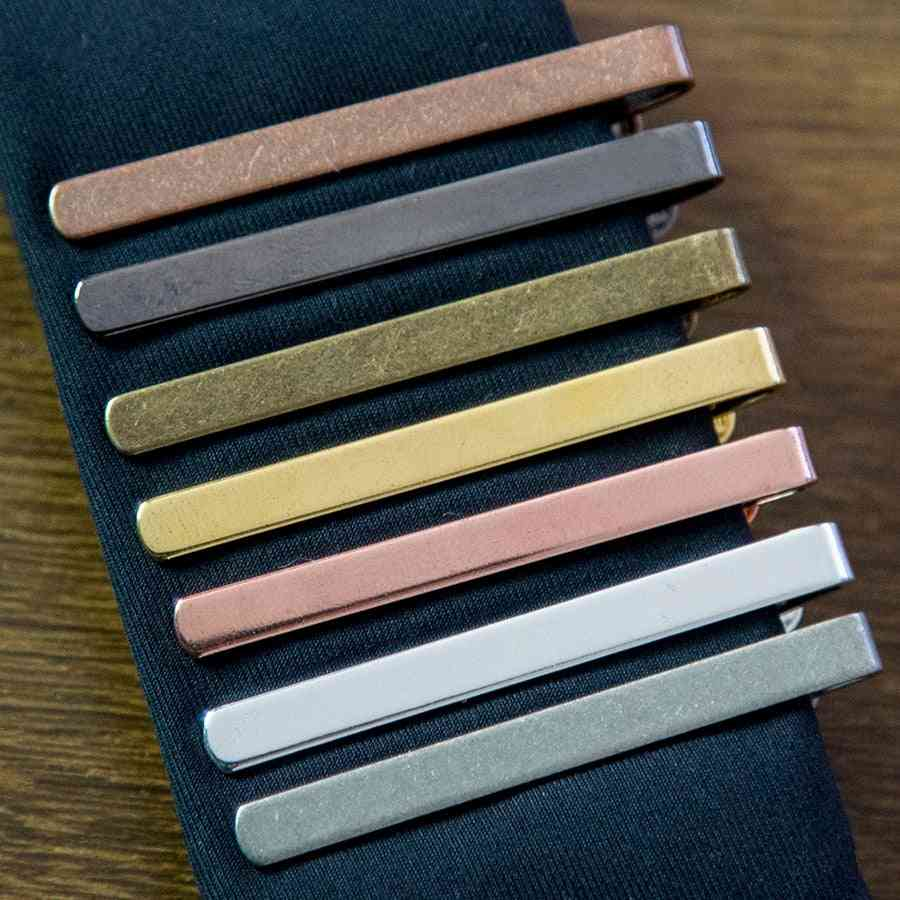 Simple Fashion Style Tie Clip