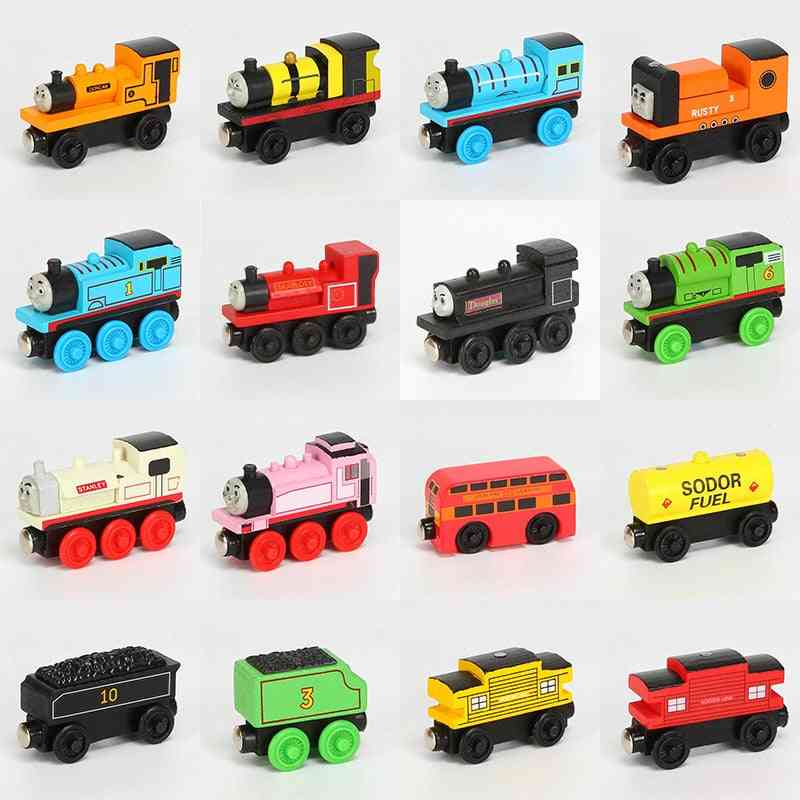Thomas And Friends Wooden Magnetic Train Toy