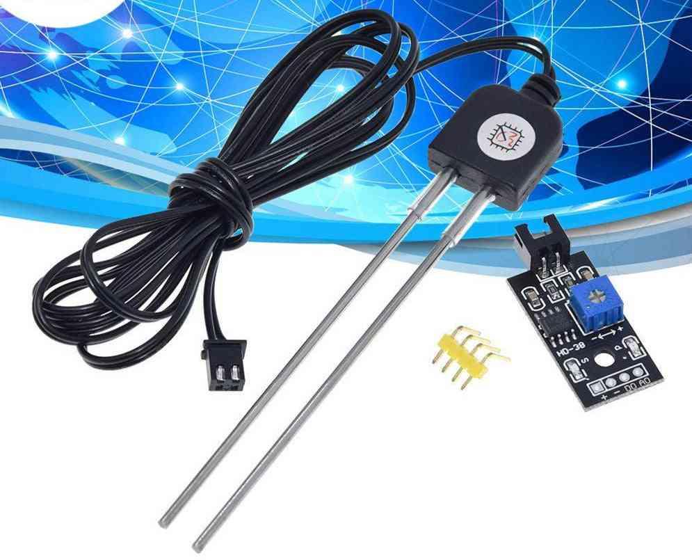 Moisture Sensor & Detector Module Soil Moisture And Humidity Test Corrosion Resistance Probe