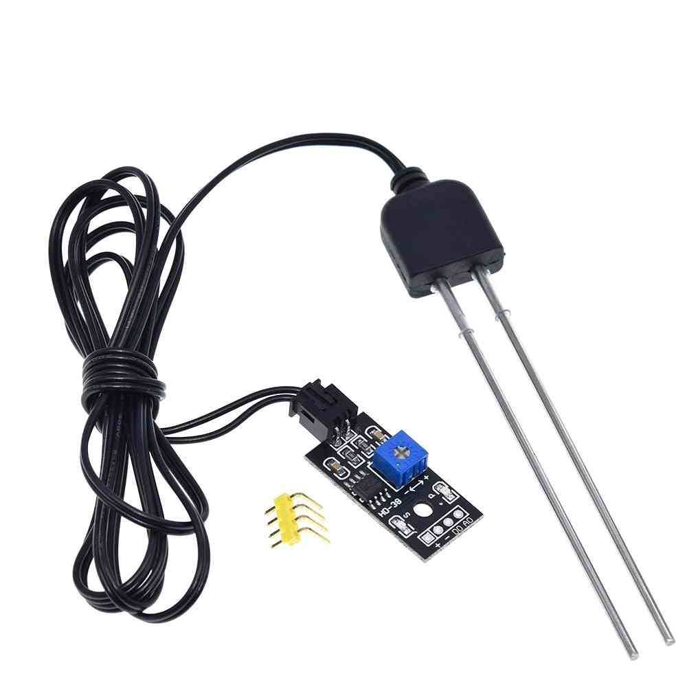 Soil Moisture Sensor And Soil Detector Module