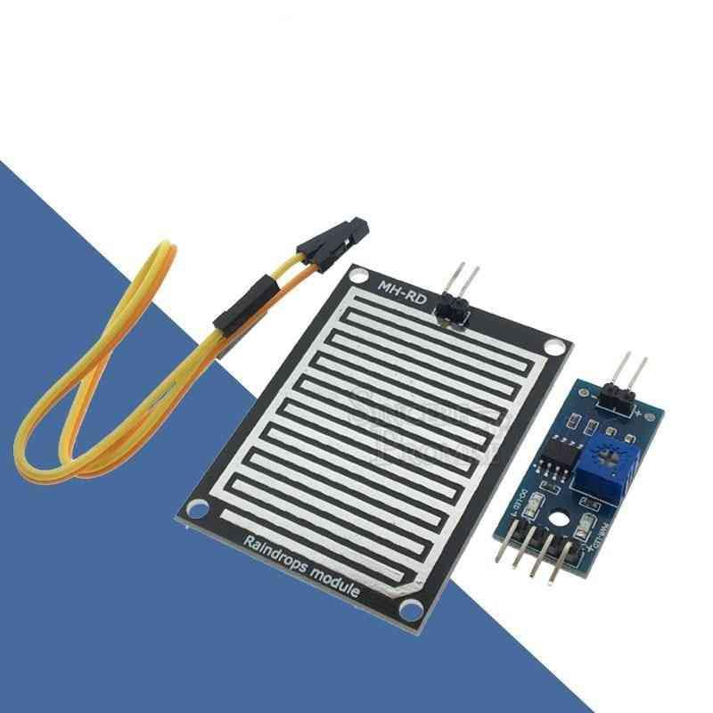 Snow/raindrops Detection Sensor Module