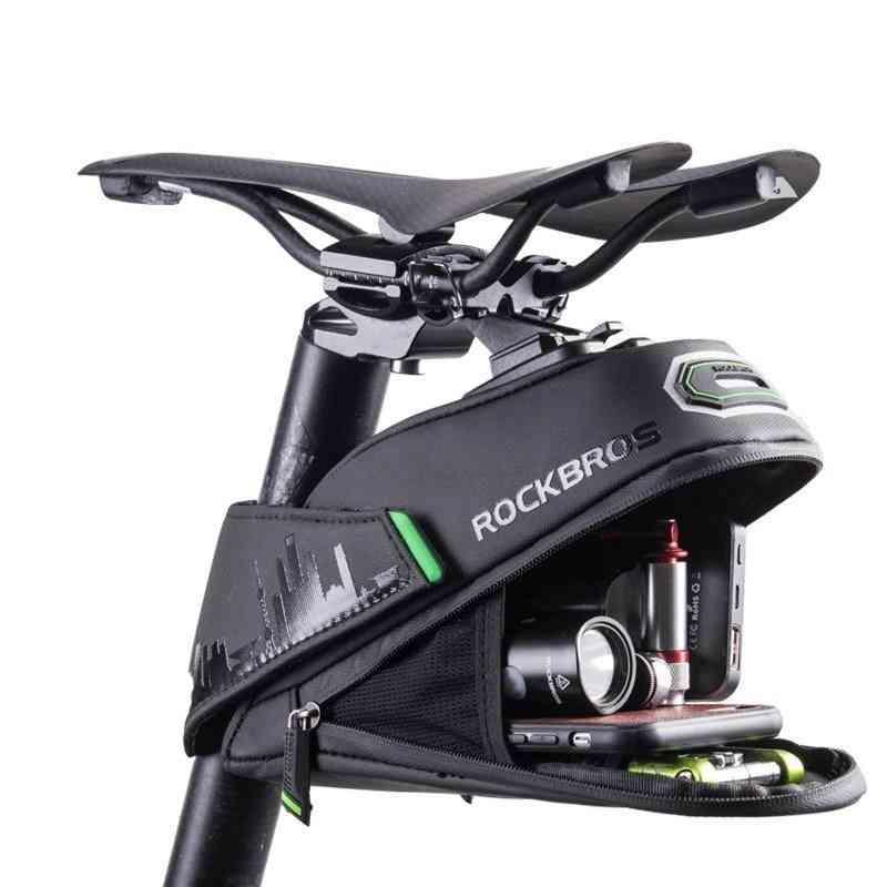 Shockproof Bike Saddle Bag