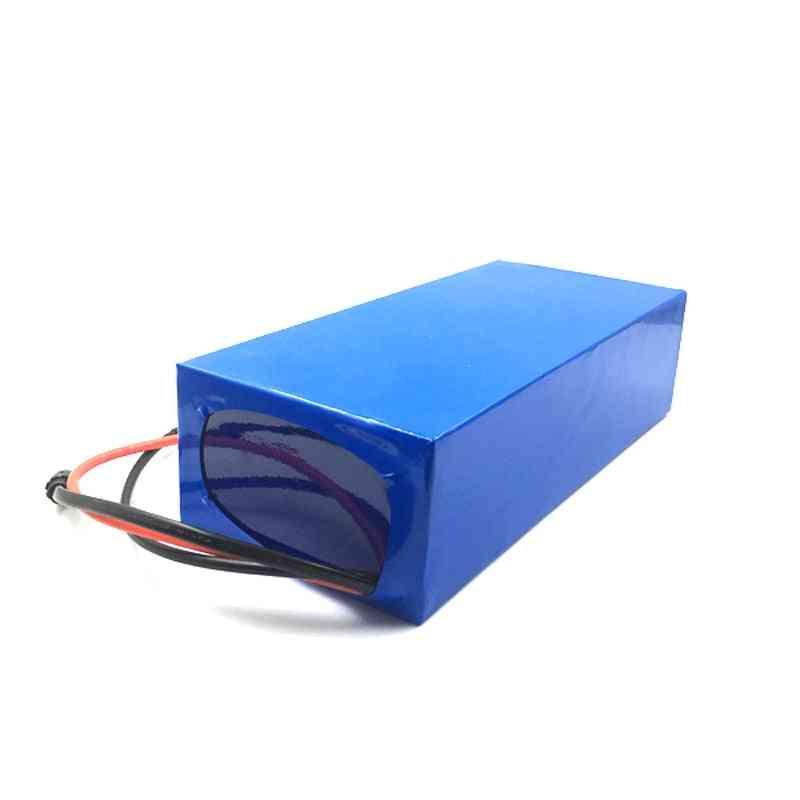 Li-ion Battery Pack,  Electric Bicycle Batteries Packs Motor