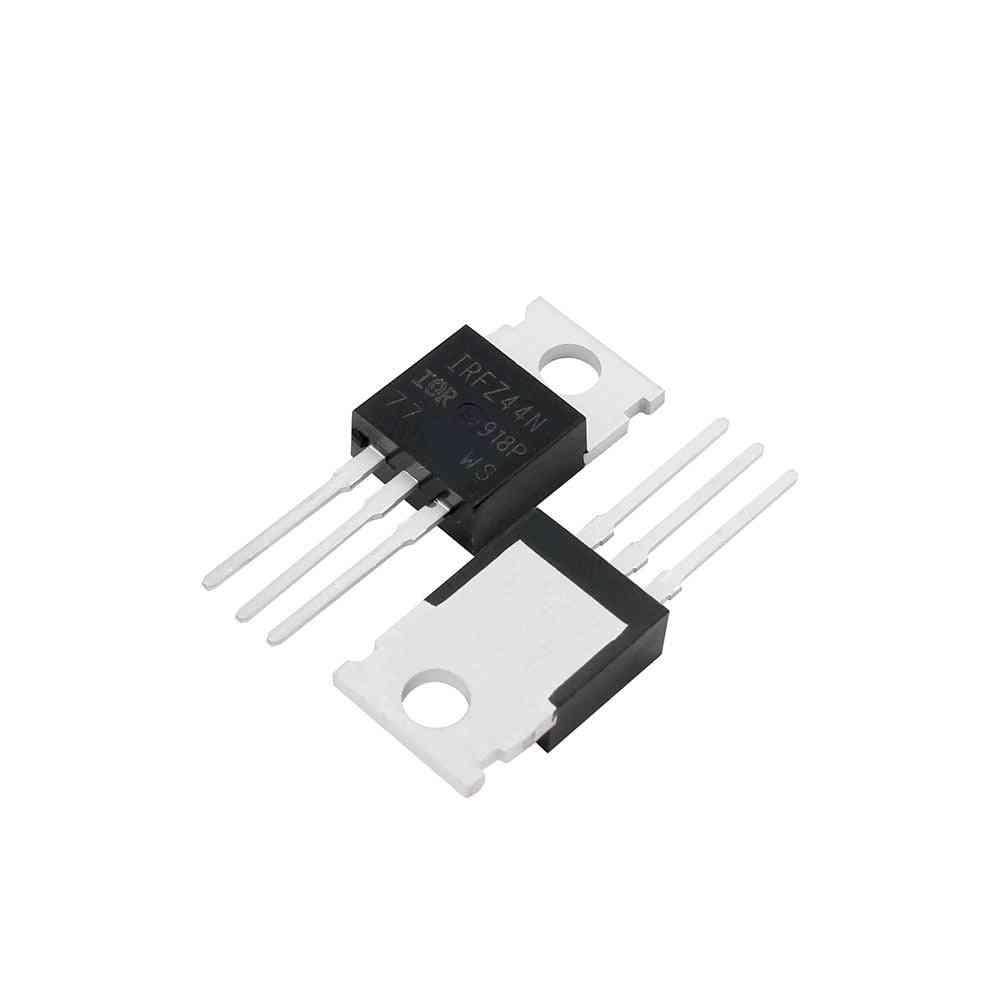 To220 Transistor Kit Irfz44 To-220 High Power Transistors Irfz44npbf 49a 55v Field Effect