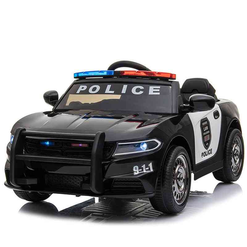 12v Large Electric Four-wheel Dual-drive 2.4g Remote Control Car