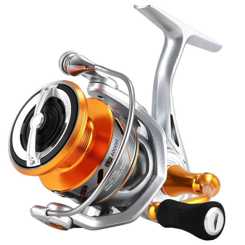 Fishing Reel Light & Power Tech