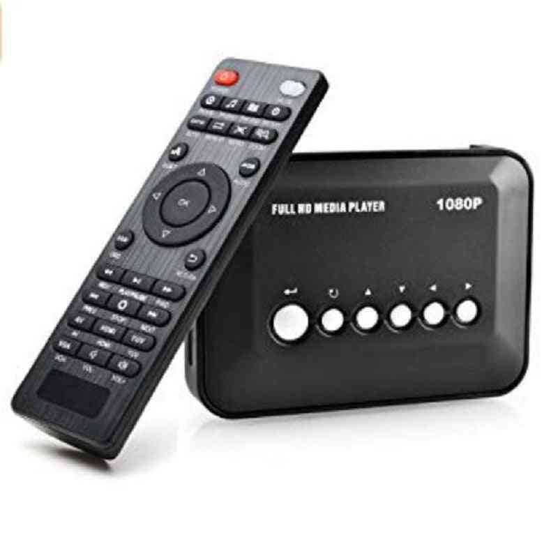 Multi Tv Usb Hdmi Media Player Box