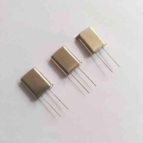 Hc-49u In-line Passive Quartz Crystal 7.2mhz 7.200mhz 7.2m Crystal Resonator