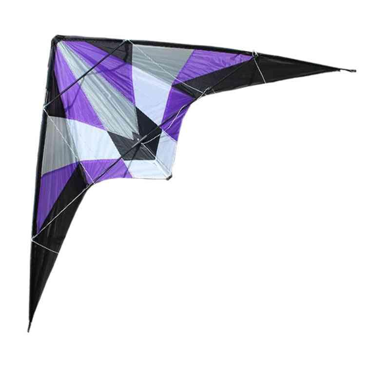 Professional Outdoor Fun Sports Storm Delta Dual  Line Stunt Kite