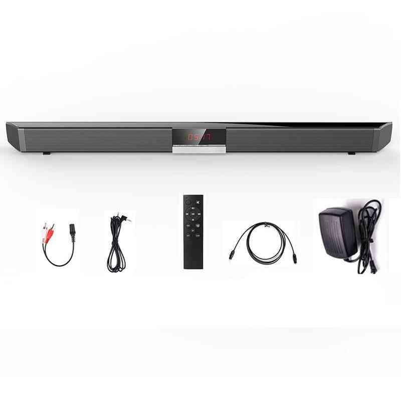 Bluetooth Soundbar Home Tv Speaker Wireless Subwoofer Remote Control