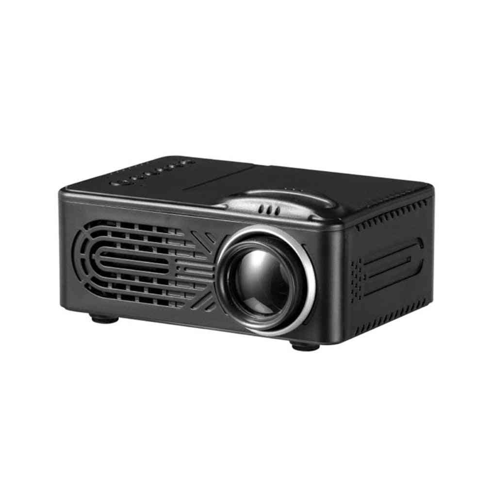 1080p 4k 7000lm Led Mini Projector Home Use