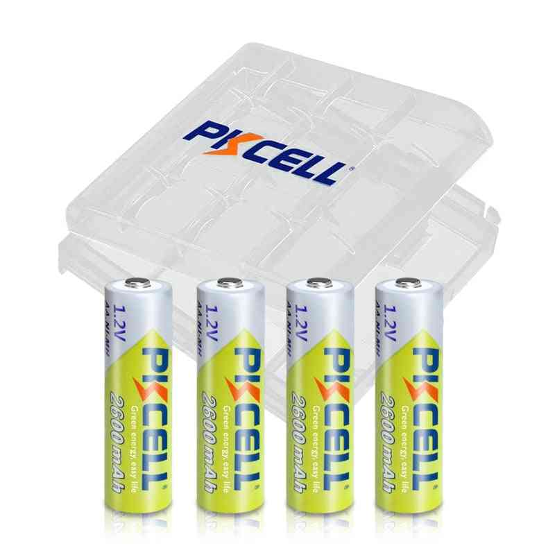 Aa Rechargeable Battery (1.2v)