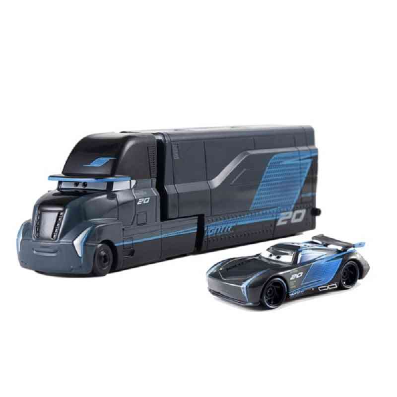 Cars, Jackson Storm, Truck Abs Plastic Toy