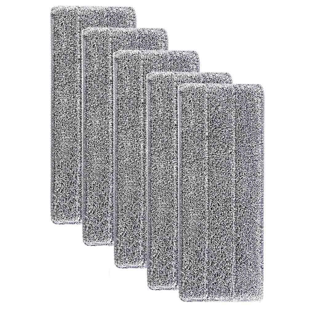 10pcs Replacement Microfiber Home Washable Spray Mop Dust Mop Pad