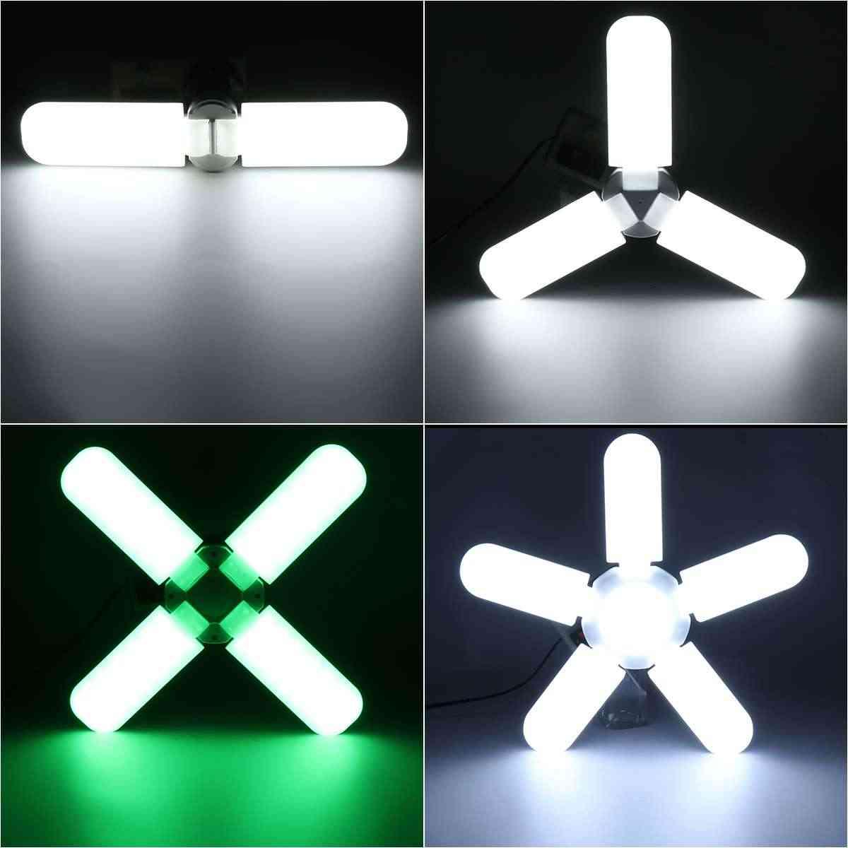 Led Fan Garage Led High Bay Lamp/light Super Bright Industrial Lighting For Workshop