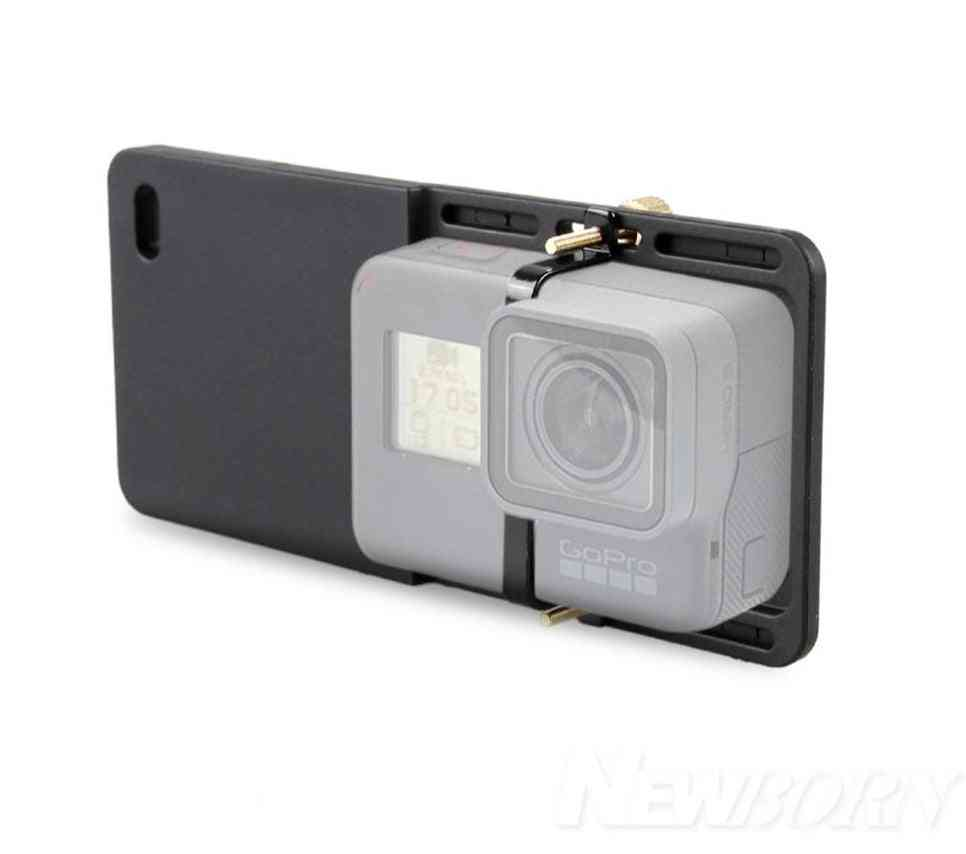 Handheld Gimbal Adapter Switch Mount Plate