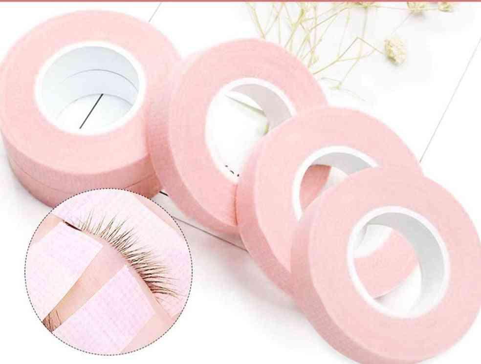Non-woven False Eyelash Extension Tape Anti-allergy Easy Tear Tapes