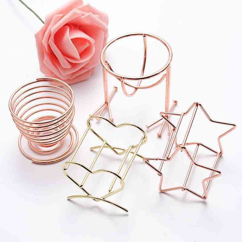 Beauty Makeup Sponge Drying Holder Rack, Display Cosmetic Puff For Foundation, Concealer, Baking Powder