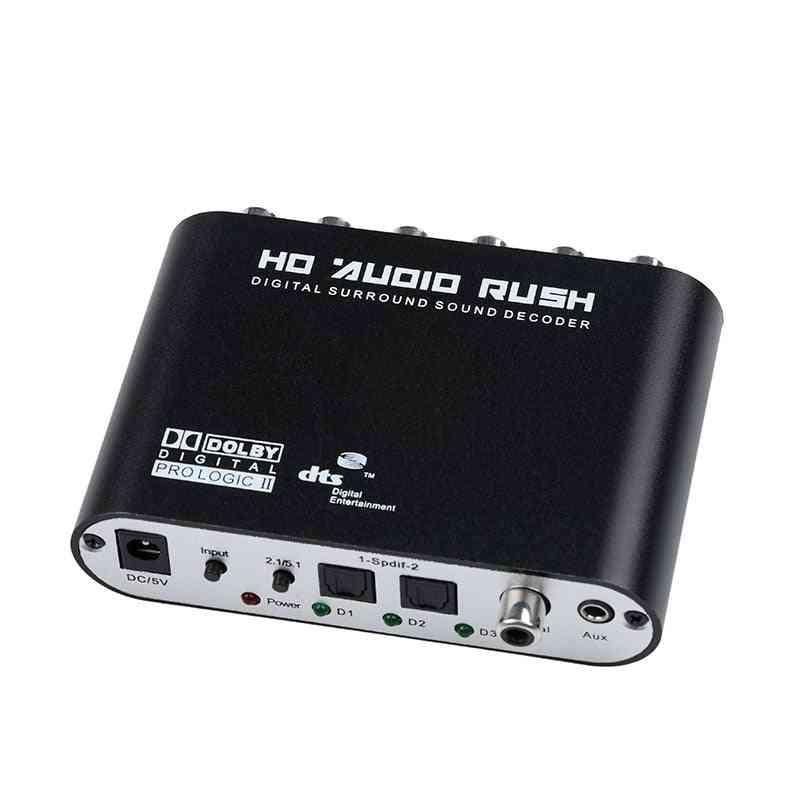 Amplifier Analog Converter (black)