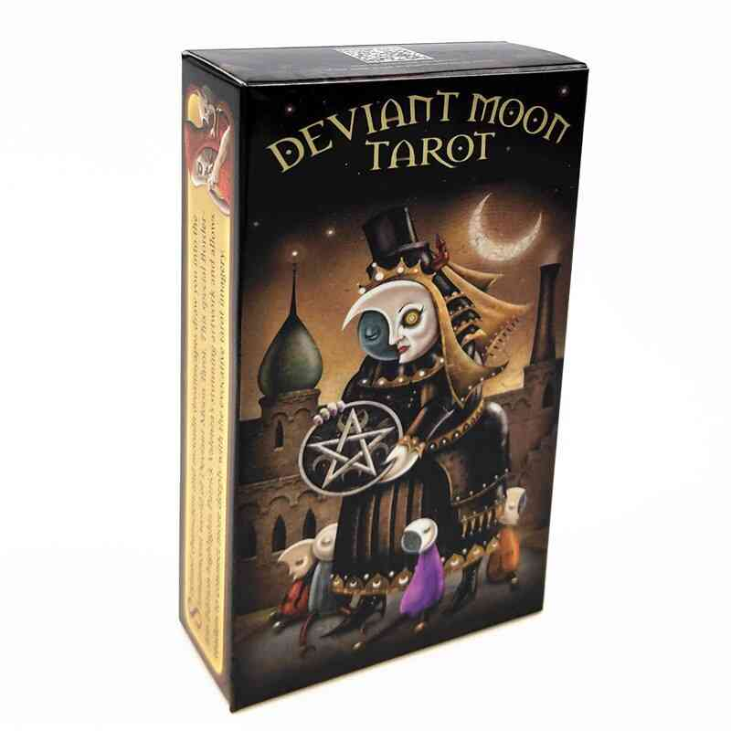 Agical Tarot Deck English Edition Mysterious Tarot Card