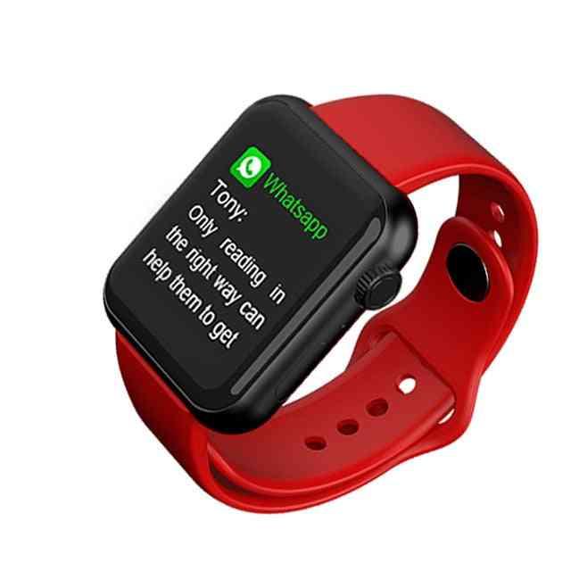 Kids Phone Smart Watch, Waterproof Anti-lost Location Tracker, 2g Sim Card Camera