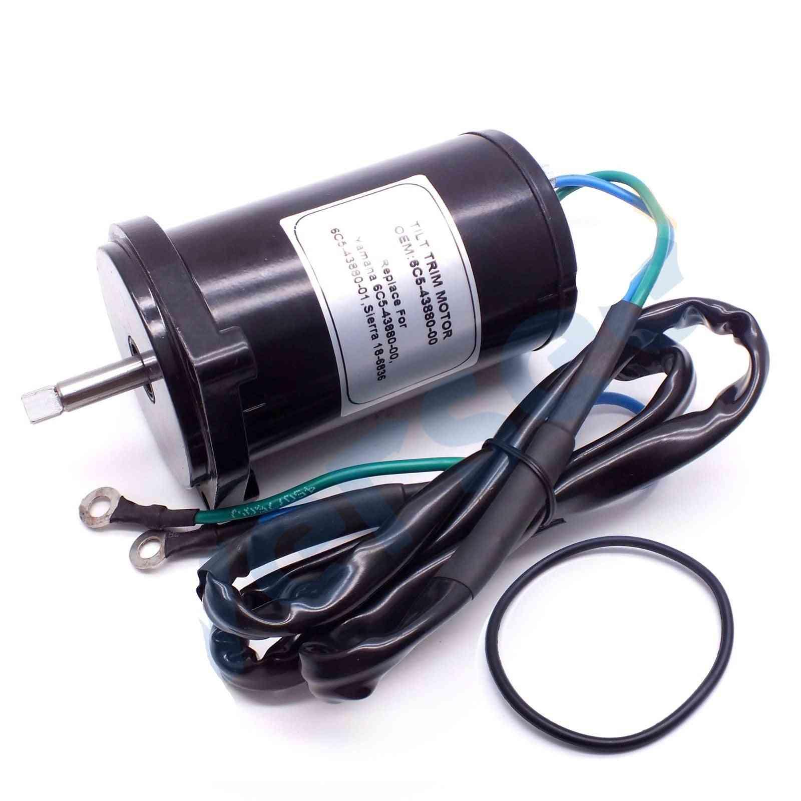 Power Tilt Trim Motor For Yamaha Outboard Motor