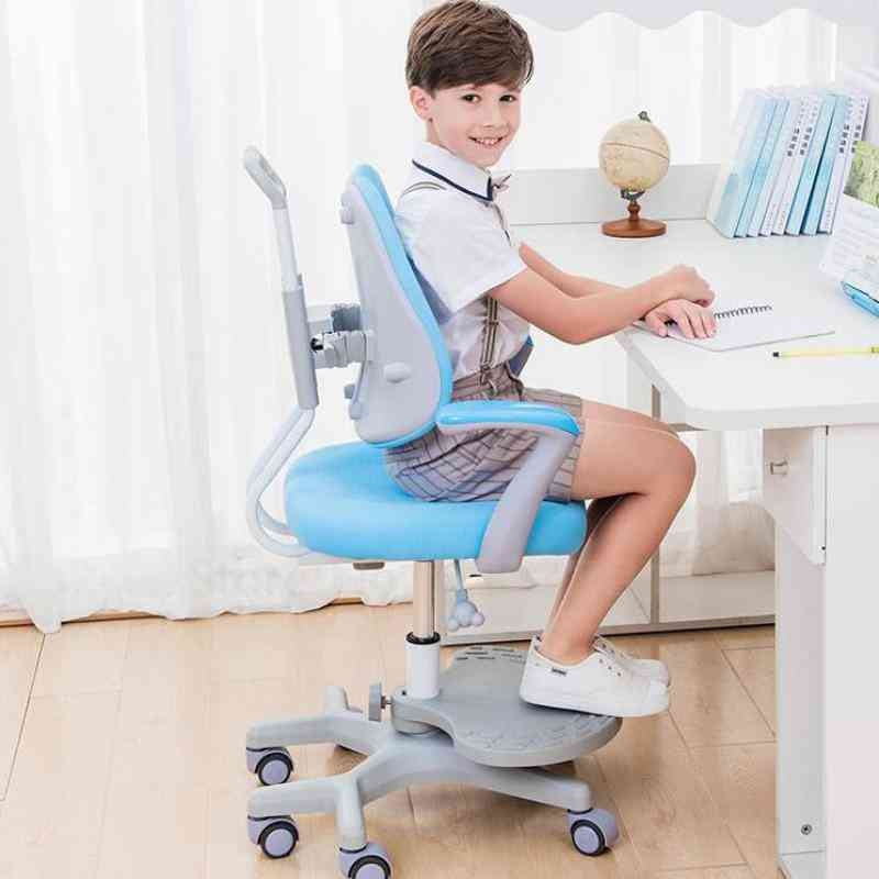 Children's Writing Primary School Students' Learning Chair