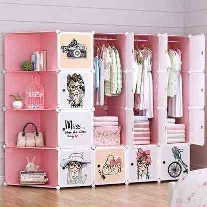 Cartoon Storage Cabinet