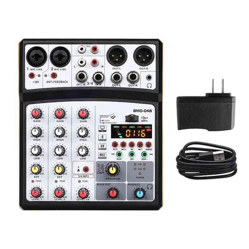 Channel Sound Audio Mixer