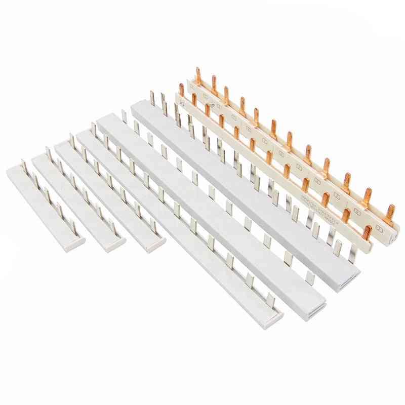 Copper Busbar Distribution Box Circuit Breaker Pin Mcb Gv2 Connector Busbar