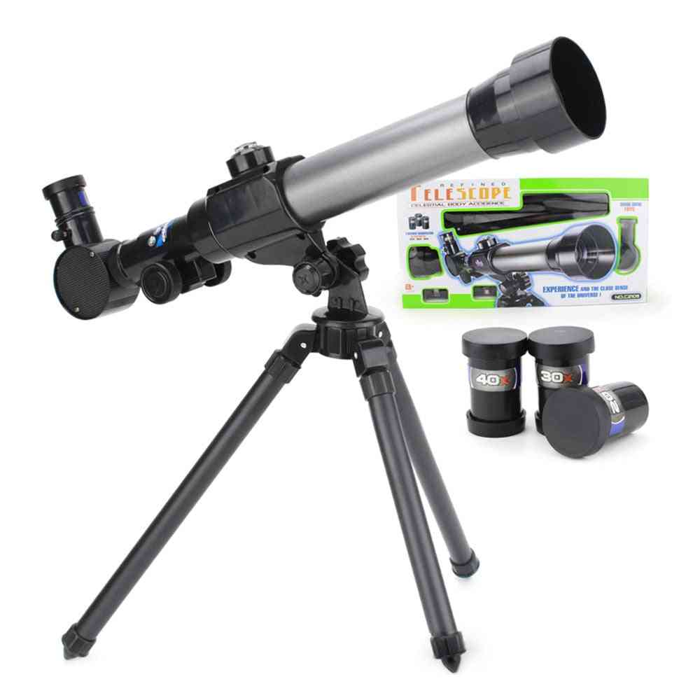 Children Astronomical Telescopes Nature Science Toy