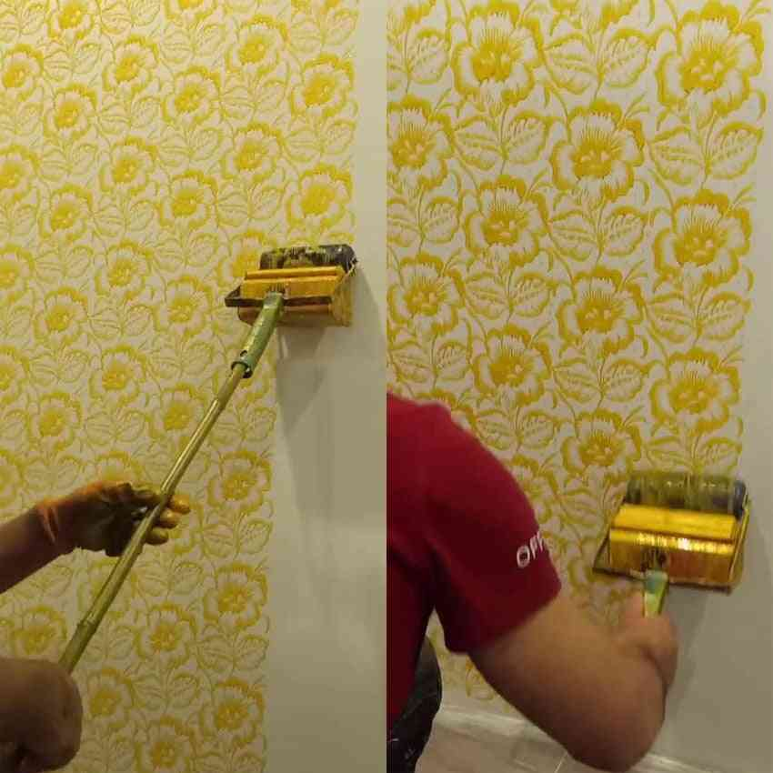 Flower Wall Decoration Paint Painting Tools 5