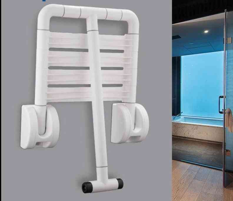 Frap Wall Mounted Seat Bench Shower Folding Seat Bath Stool