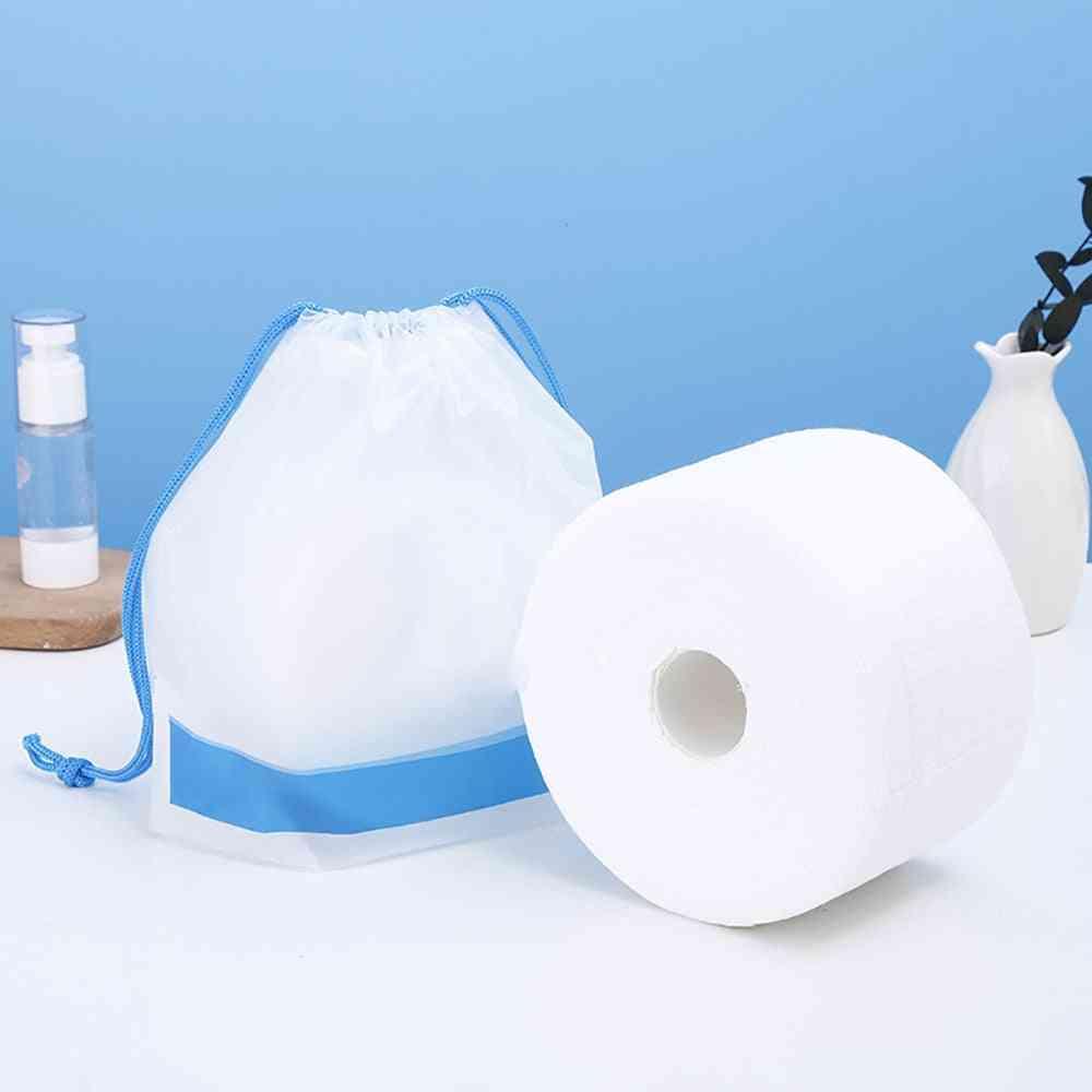 Disposable Face Towel, Non-woven Facial Tissue