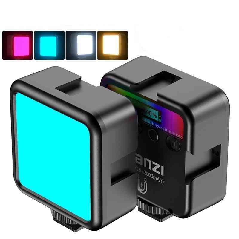 Mini Rgb Led Video Light