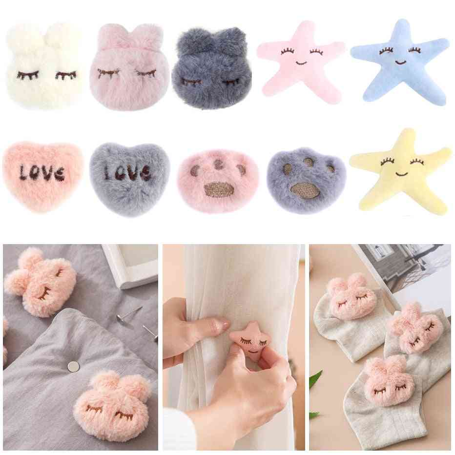 Lovely Rabbit, Claw Shaped Holder, Straps Mattress Cover Clips, Bed Sheet Grippers