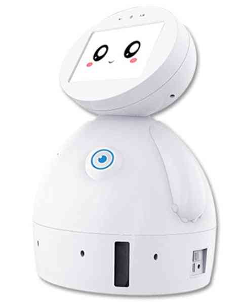 Educational Smart Home Robot Voice Interactive's Educational Companion Remote Control Video