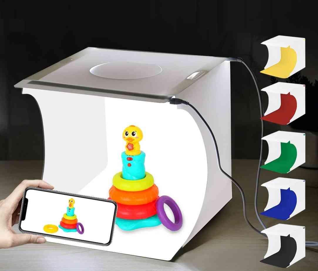 Mini Photo Studio Light Box