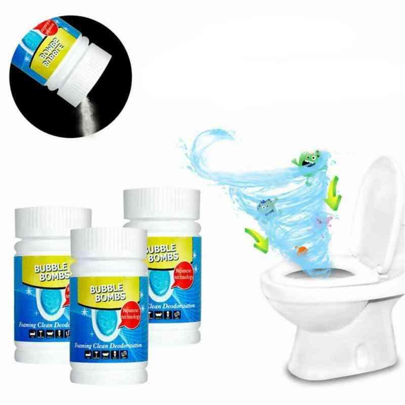 100/280g- Foaming Toilet Cleaner, Magic Bubble, Toilet Washing Machine (100g)