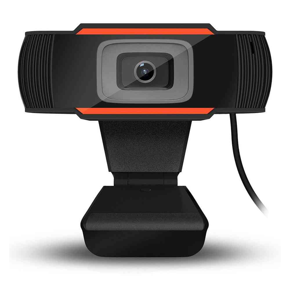 K20 4k 1080p High Definition Webcam Usb 2.0 67.9° Horizontal View Angle Camera With Microphone