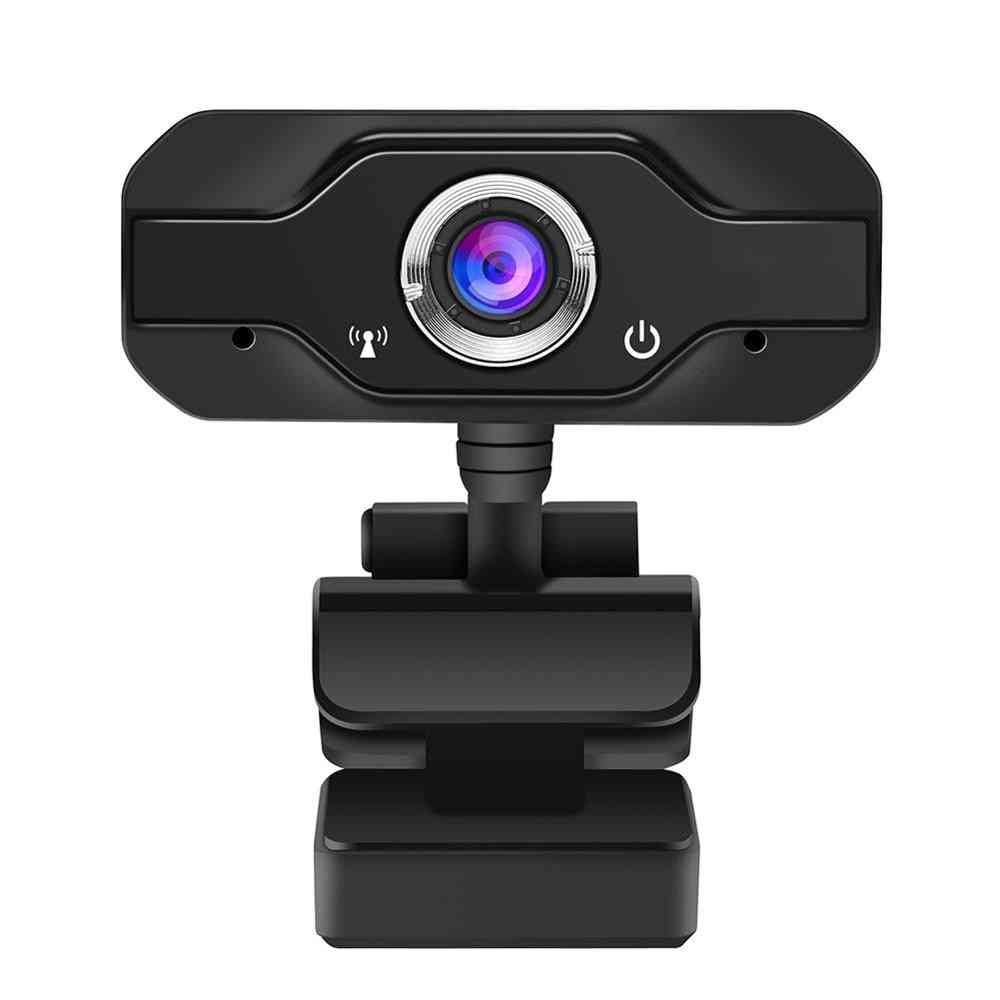 K68 720p High Definition Fixed Focus Webcam Usb 2.0 Camera With Microphone