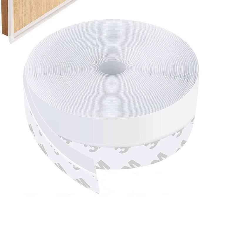 5m Self Adhesive Door Seal Strip, Soundproof Window Seal Draught Dust Strip