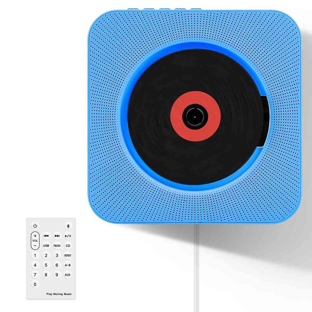 Mountable Bluetooth Portable Home Audio Box