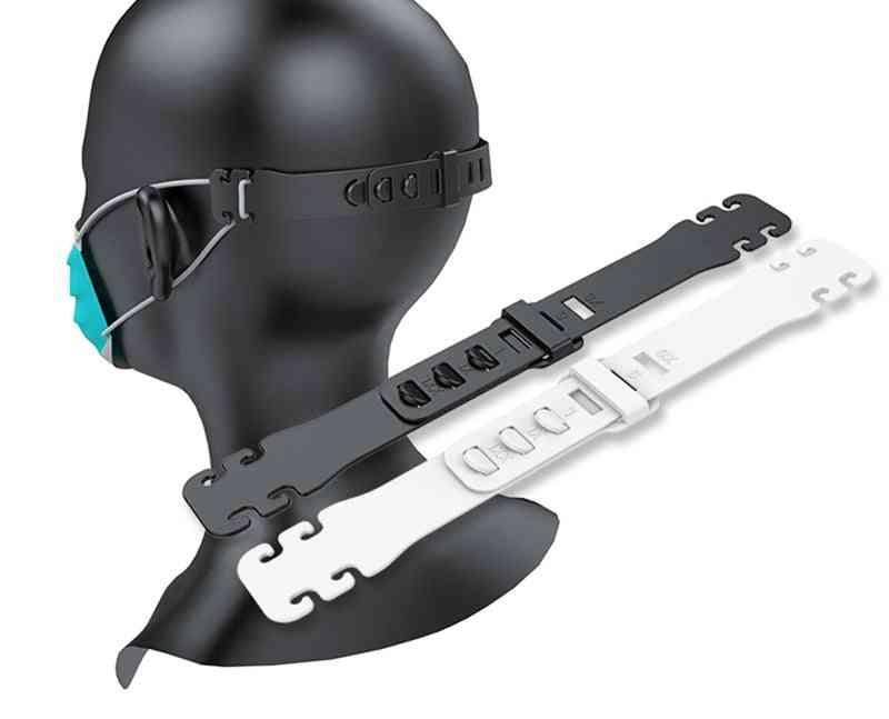 Adjustable Anti-slip Third Gear Mask Ear Grips, Extension Hook, Face Masks Buckle Holder Accessories